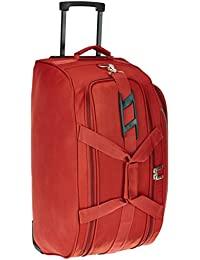 Pronto Turin Polyester 50 cms Rust Travel Duffle (6548 - RT)