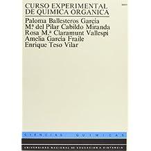Curso Experimental de Química Orgánica (UNIDAD DIDÁCTICA)