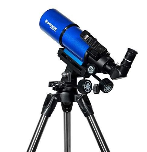 Meade Instruments Infinity 80mm Refractor Azul - Telescopio