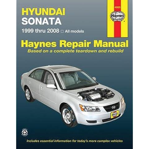 Hyundai Sonata Haynes Repair Manual (1999-2008)