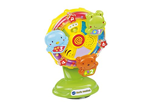 VTech-80-165922 Noria Musical Luces y Colores interactiva....