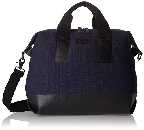 BOSS Orange Herren Lightime Henkeltasche, Blau (Navy), 40 x 30 x 12 cm (Boss Tasche Orange)