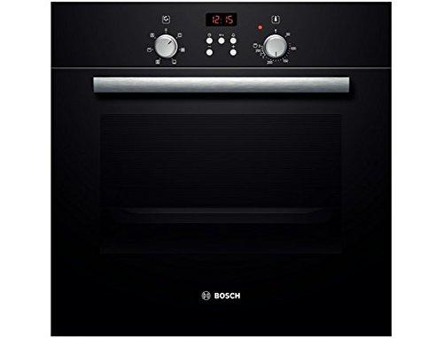 Bosch HBN532S0F four - fours (Intégré, A-20%, Noir, boutons, Rotatif, En haut devant, Électronique)