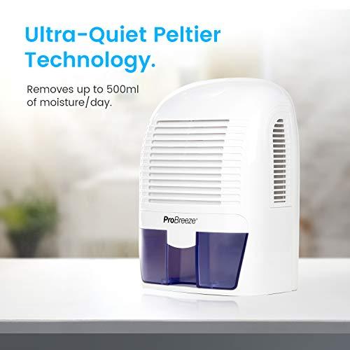 Pro Breeze 1500 ml tragbarer und kompakter mini Luftentfeuchter - 2