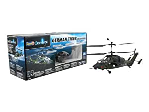 Revell Control German Tiger Ready-To-Fly Helicopter