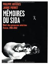Mémoires du sida : Récit des personnes atteintes (France; 1981-2012)