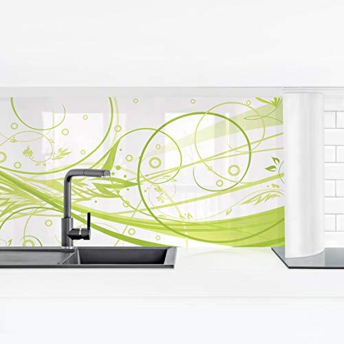 Bilderwelten Küchenrückwand Panorama Folie selbstklebend - March Premium 70 x 245 cm -