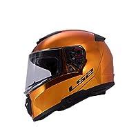 103902311XXL - LS2 FF390 Breaker Split Motorcycle Helmet XXL Matt Titanium Hi-Viz Yellow