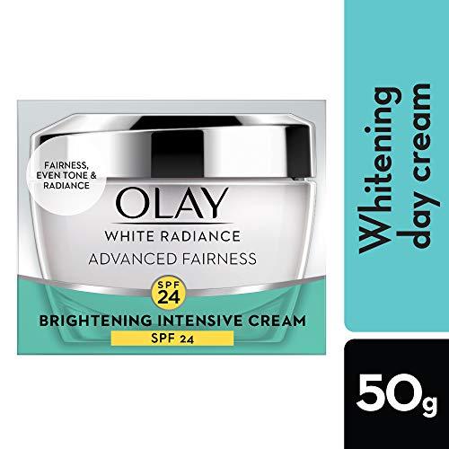 Olay White Radiance Brightening Intensive Cream SPF 24 UVA/UVB Moistuiser, 50g