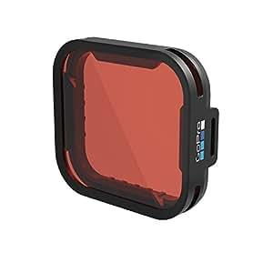 GoPro AAHDR-001 Filtro per Immersioni in Acqua Blu per Super Suit, Nero