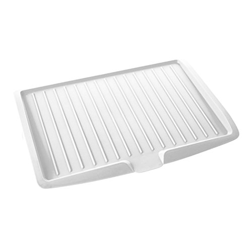 Espeedy New Dishes Sink Drain Plastik Filter Platte Lagerung Rack Regal Rack Drain Board Küche Werkzeuge - Drain-regal