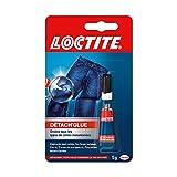 Loctite Détach'Glue, dissolvant colle qui enlève taches et résidus de colle...