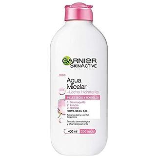 Garnier Skinactive Agua Micelar + Leche Hidratante 400 ml – 400 ml