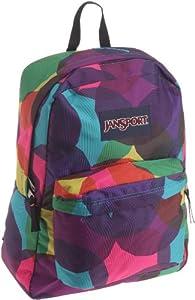 Jansport Superbreak Daypack - Multi Droplet by Jansport