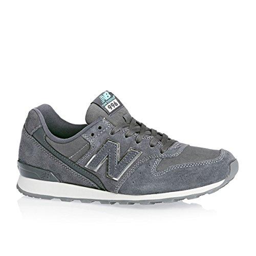 New Balance Wr996eb Sneaker Donna Grigio