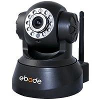Ebode IPV38WE Caméra IP Noir