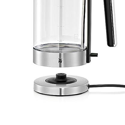 WMF-Lono-Wasserkocher-Glas-17-l-3000-W-Schott-Duran-Glas-Kalk-Wasserfilter-cromargan-mattsilber
