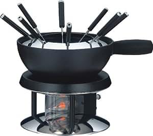 rommelsbacher f 400 e elektro fondue set harmony testsieger etm testmagazin 12 2009. Black Bedroom Furniture Sets. Home Design Ideas