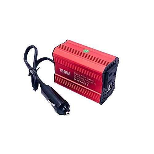 rter American Standard/Dual USB-DC12V-AC110V 82 * 64 * 38mm / maximale Leistung bis zu 300W CE-Zertifizierung ()