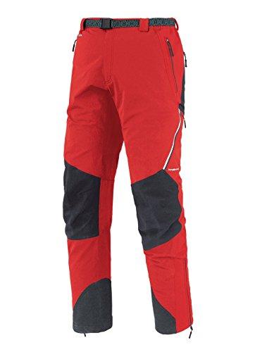 Trango Herren Hose Pants LARGO PROTE FI Rojo