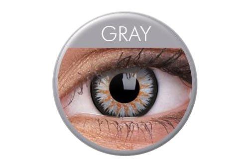 ColourVUE Glamour Grey Monatslinsen weich, 1 Stück / BC 8.6 mm / DIA 14.0 / 0 Dioptrien