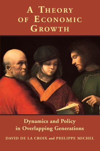 A Theory of Economic Growth: Dynamics and Policy in Overlapping Generations por David De La Croix