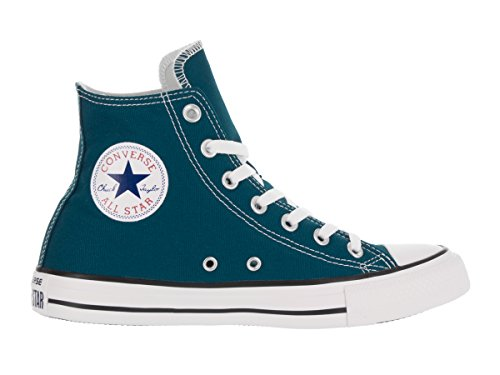 Converse Ct Print Hi, Herren Sneakers Blau