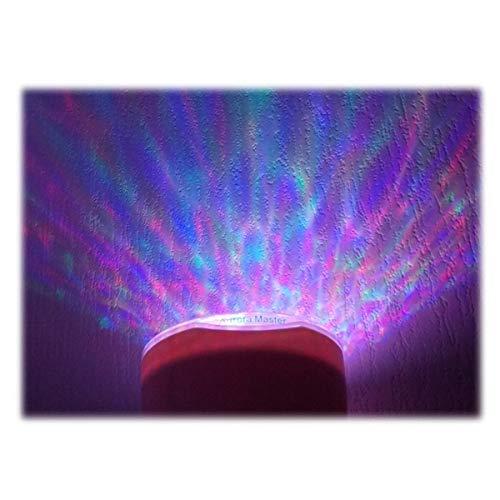 TotalCadeau Lampe Lautsprecher und Diffusor von Morgendämmerung Eisbären