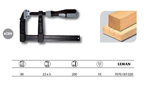 Leman 7070.187.020 – Bâillon avec manche (Nylon)