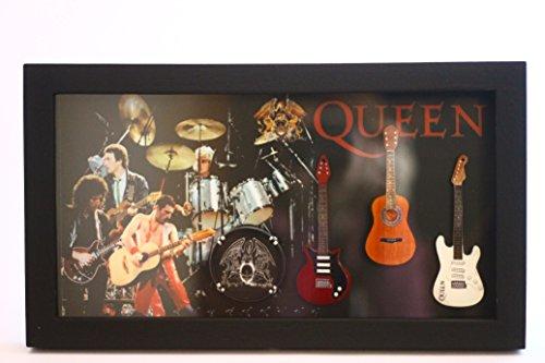 Guitarra queen miniatura   El lugar mejor para compras de moda ...