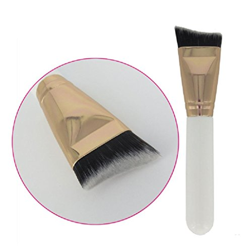 Pinceaux Maquillage, Koly Pro Pinceau Poudre multifonction Blush Brush Mask Foundation Brush Tool Maquillage