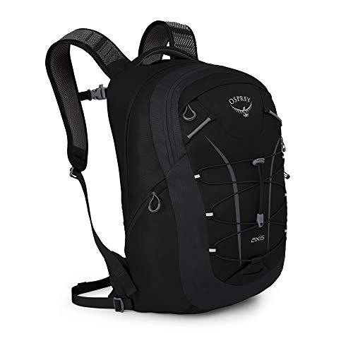 Osprey Axis 18 Rucksack für Arbeit, Schule und Freizeit, unisex - Black (O/S) -