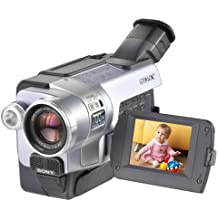Sony Digital8 Camcorder DCR-TRV350 Sony Handycam Digital8 Player Hi8 Camcorder (Renewed)