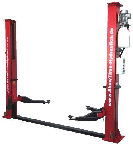 2 Säulen Hebebühne ShowTime-Hydraulics LO 2.32 H Tragkraft 3.5t