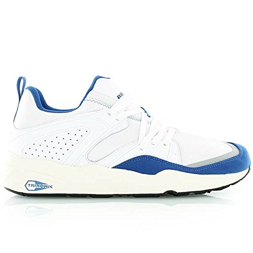 FTRACK BOG PRIMARY M BLC - Chaussures Homme Puma Blanc