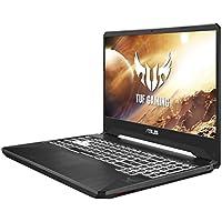 Asus TUF505DT-BQ326T PC Portable Gaming FHD NanoEdge (AMD R5, 16Go de RAM, 512Go SSD, Nvidia GTX 1650 4Go, Windows 10) Clavier AZERTY Français
