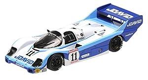Minichamps 1:43 Escala 1983 Porsche 956K David Fitzpatrick / Warwick Brands Hatch 1000 kilometros Vehículo (Blanco / Azul / Rojo)