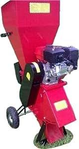 Garden Chipper Shredder   7HP Mulcher   Petrol Chipper Titan Pro
