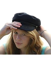 Traditional Wool Breton Cap - Size 57cm