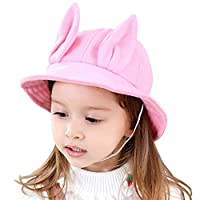 YUGUO Sunhat Fashion Spring Autumn Baby Sun Cap Outdoor Baby Hats For Girls Baby Boys Beach Sunhat Suit For 1-4 Years Old Kids