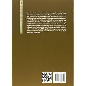 Diacronía y Gramática Histórica de la Lengua Española (Prosopopeya Manuales)