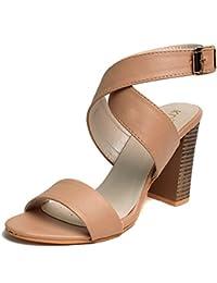 Klaur Melbourne Stylish Women Shoes/Sandals/Sneaker/Boots/Block Heels (BEIGE)