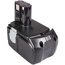 PATONA Bateria BCL-1815 BLC-1830 Li-Ion 3000mAh 18V para Hitachi 326240 326241 327730 327731 BCL1815 EB 18