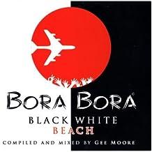 Bora Bora-Black White Beach