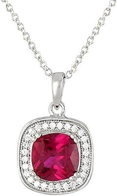 Tous mes bijoux  - Collar de plata (45 cm)