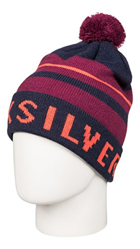 Quiksilver Summit Cappello, Pomegranate, Taglia Unica