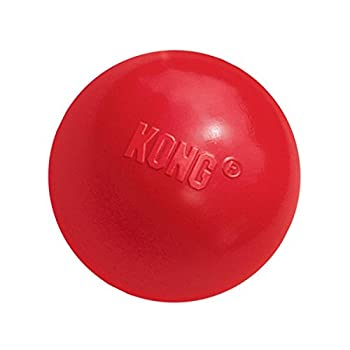 Kong Ball Jouet à Mordre pour Chien Taille M