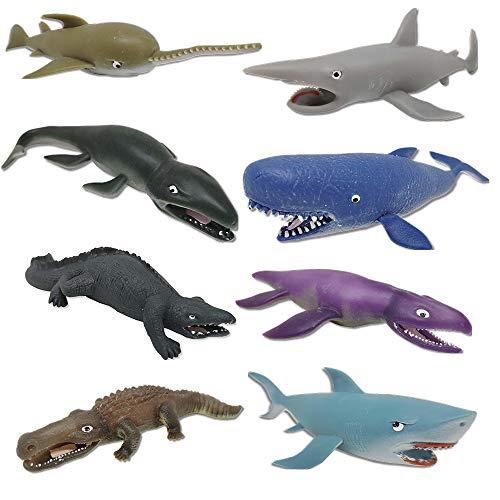 Zoom IMG-1 sbabam dominatori dei mari dinosaurs