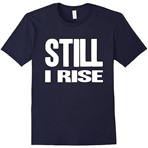 Nor-mars Trump Not My President Still I Rise T-Shirt