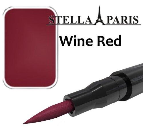 Stella Paris Permanent Lipliner No. 14 Wine Red